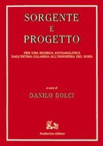21. Sorgente e progetto  Rubbettino, Soveria Mannelli, 1991