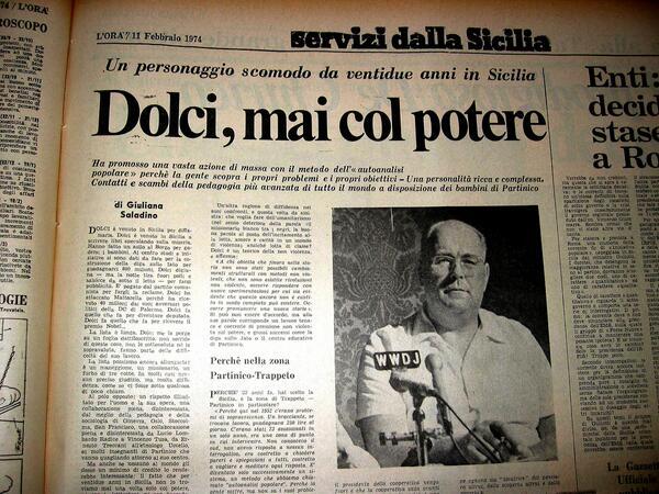 UOMINI E PROFETI: Sicilia, terra di pace