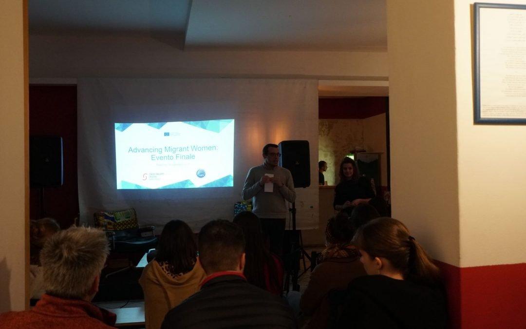 AMW multiplier event: Si conclude il progetto tra nuove idee, opportunità e condivisione
