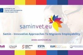 Finalmente disponibile il video promozionale del progetto SAMIN
