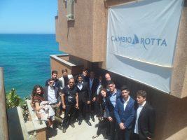 Gli studenti dell'Istituto Paolo Borsellino protagonisti di Cambio Rotta