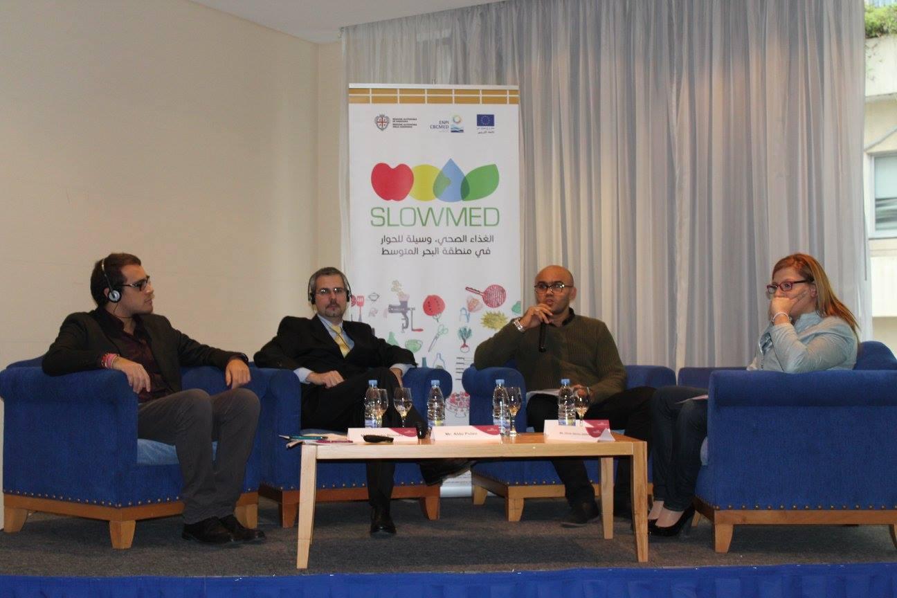 SlowMed: a Beirut il seminario finale del progetto