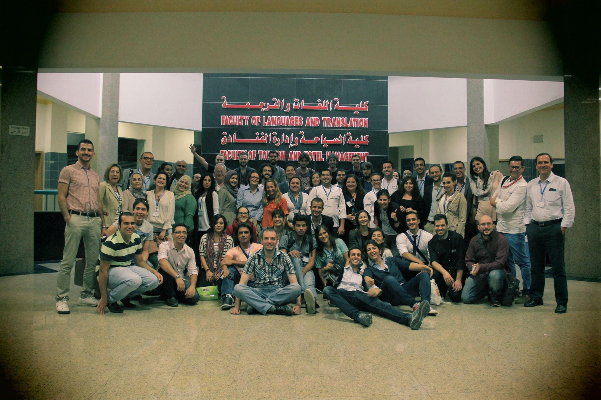 SlowMed, in Egitto tra scambi di idee e ricette