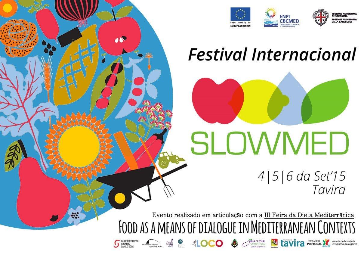 SlowMed, Festival della Dieta Mediterranea in Algarve