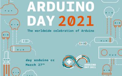 Arduino Day 2021 con CSC Danilo Dolci