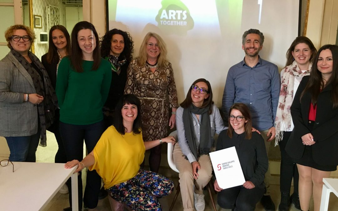 L'arte come linguaggio universale fin da bambini: pronto il curriculum di ArtsTogether!