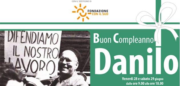 Conferenza stampa al Centro per lo sviluppo creativo Danilo Dolci