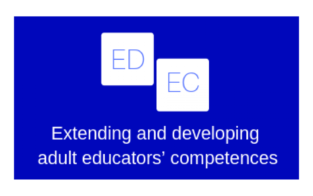 EDEC – Extending and Developing adult Educators' Competences