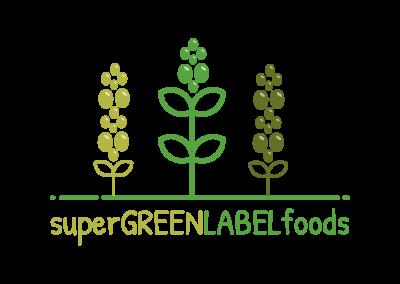 "SuperGREENLABELFoods: Harmonization & Certification of ""superfoods"""