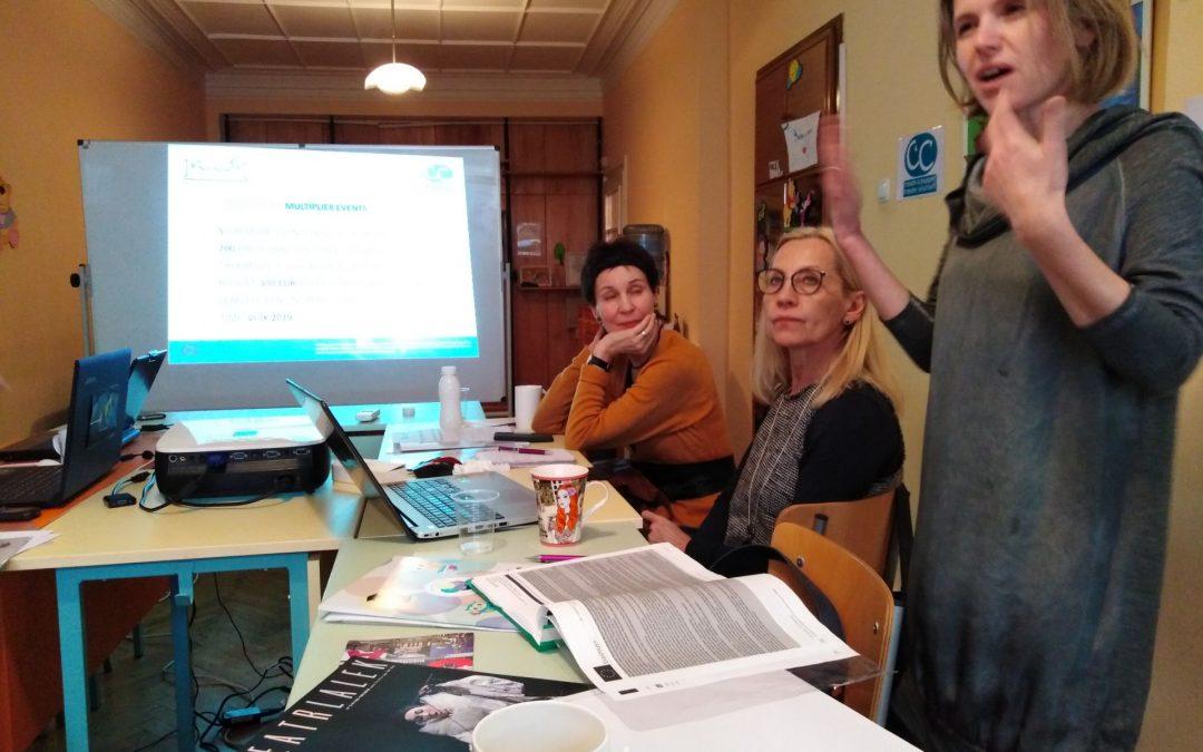 Create a puppet, Create Yourself: Il teatro dei burattini per l'inclusione sociale