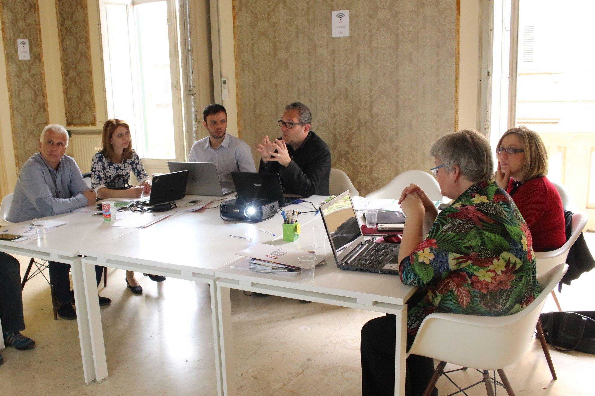 A Palermo il kick-off meeting di IDEANNOVASHIP, ideare e facilitare l'impresa sociale