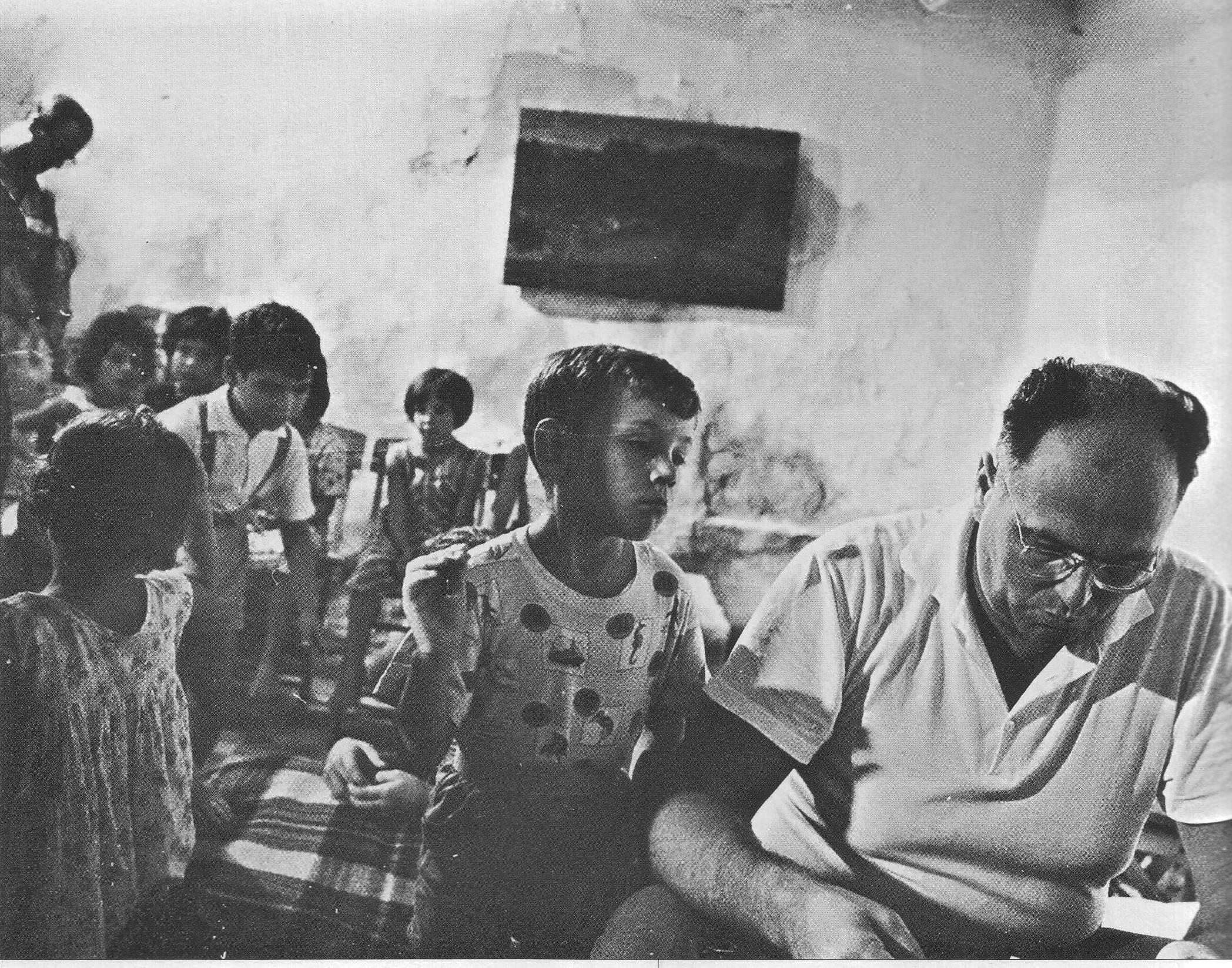 Tre modi di essere educatore: Danilo Dolci, Alberto Manzi, Don Milani