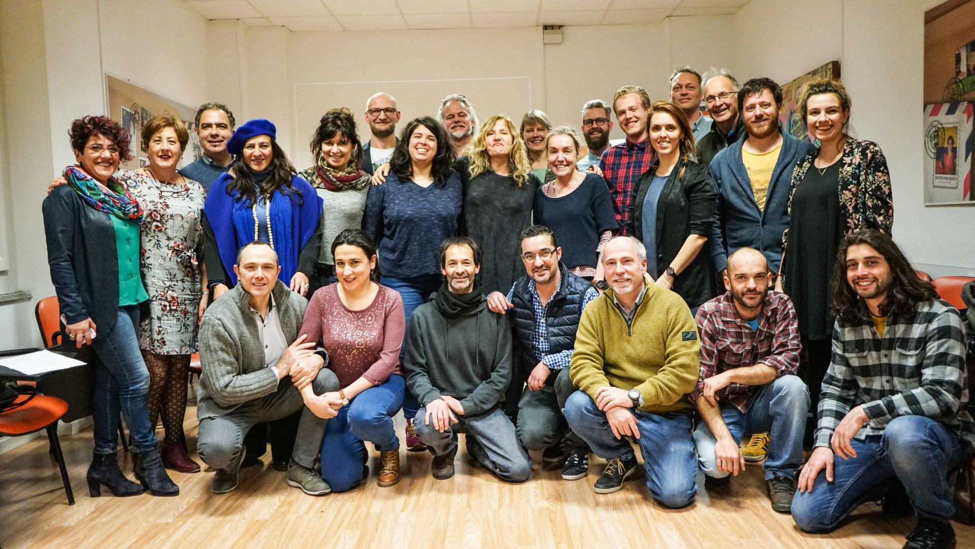 Fablab Schools EU: Pronti per la seconda fase di gemellaggio!