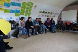 In Cornovaglia il primo training del progetto FATI
