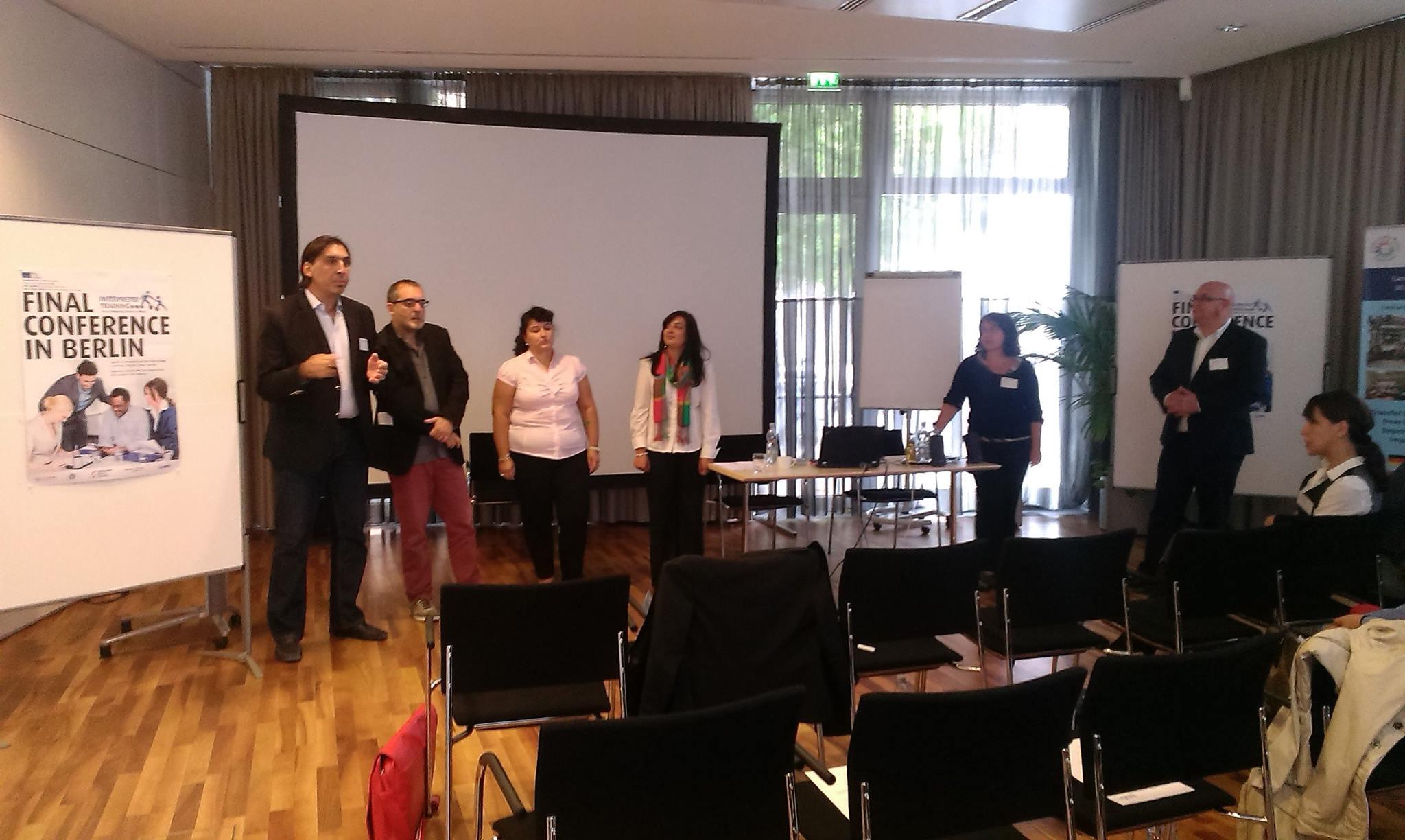 LITTSSTW – Conferenza finale a Berlino