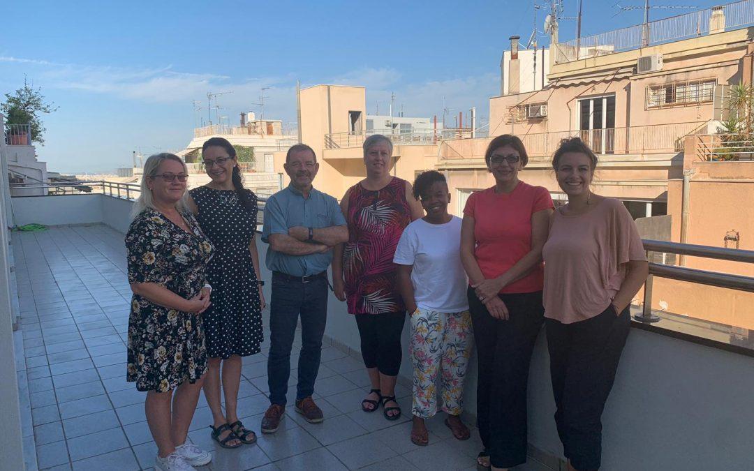 AMW in Grecia: materiali didattici per donne migranti ottimalizzati e flessibili alle diverse esigenze di apprendimento