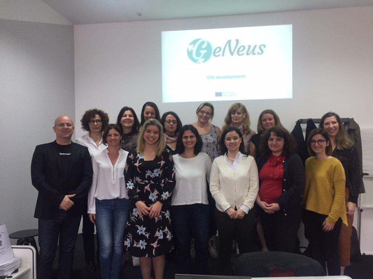 GeNeus: Promuovere le pari opportunità nell'ingresso al mondo del lavoro