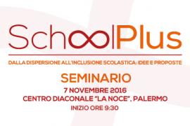 7 novembre: idee e proposte per l'inclusione scolastica nella città di Palermo