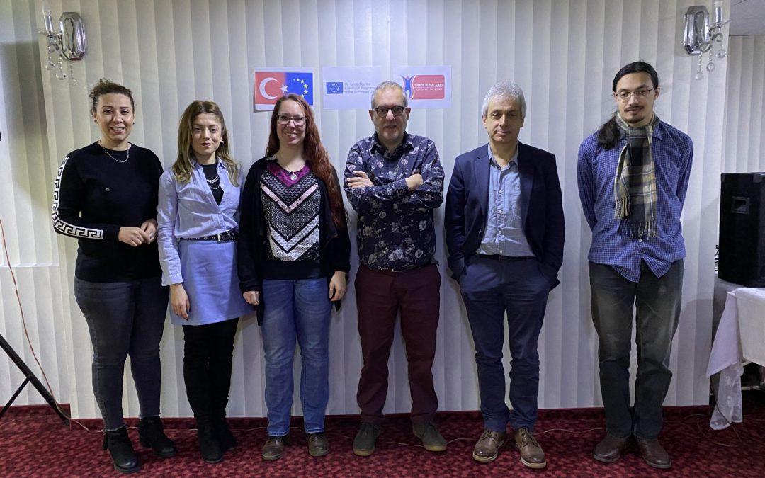INNO4IMPACT – Strumenti innovativi per rafforzare le competenze degli operatori giovanili