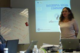 Ideannovaship: Impresa Sociale per i giovani d'Europa