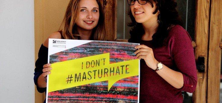 #masturhate, un hashtag contro le discriminazioni