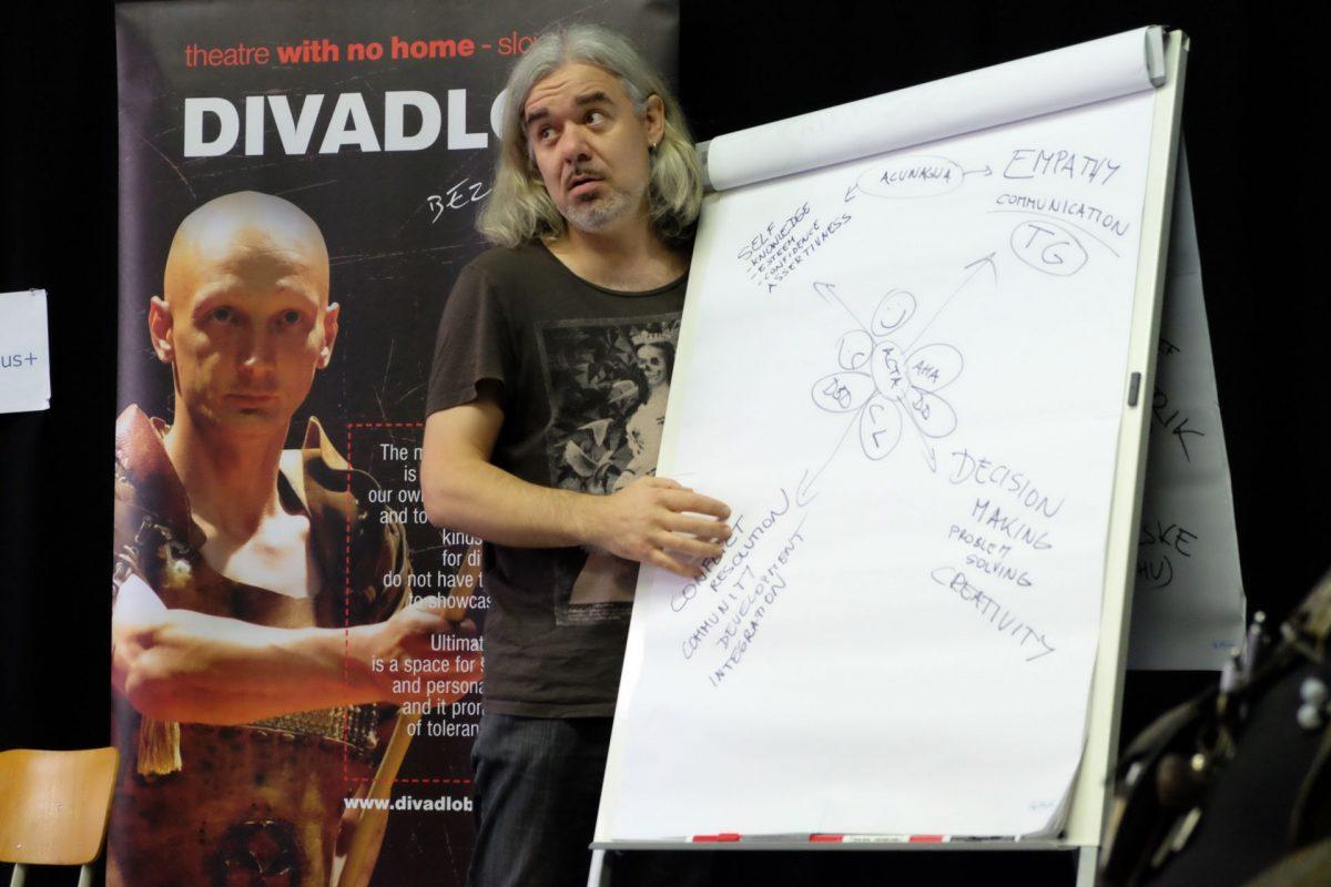 Conferenza finale drammateriapia e integrazione MEDART