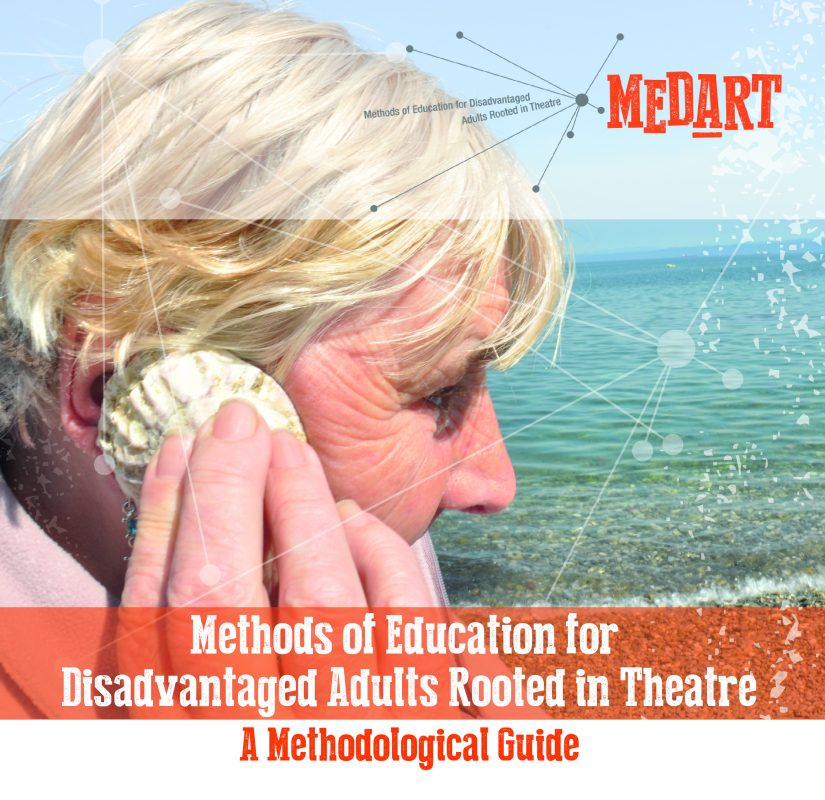 Guida metodologica MEDART teatro inclusione sociale