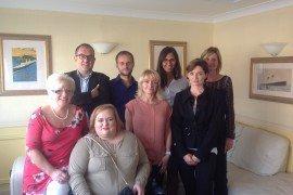 SAMIN – II Partner Meeting a Liverpool