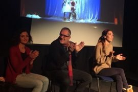 REACT: Grande successo a Bristol del nostro spettacolo teatrale per l'inclusione dei rifugiati