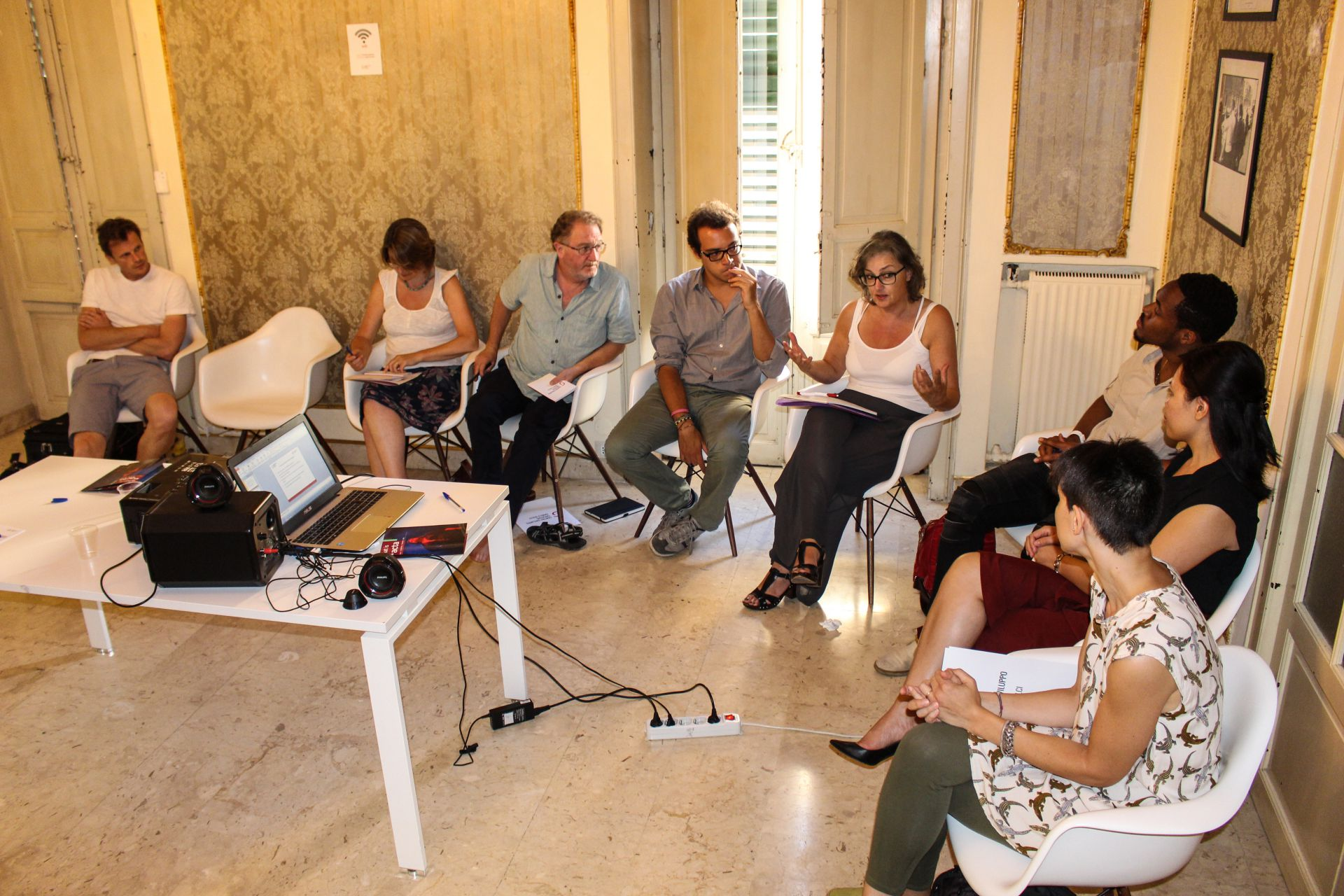 REACT: il teatro di Comunità in scena per l'integrazione sociale