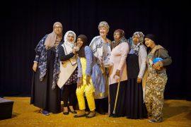 REACT: teatro di Comunità per l'inclusione dei rifugiati
