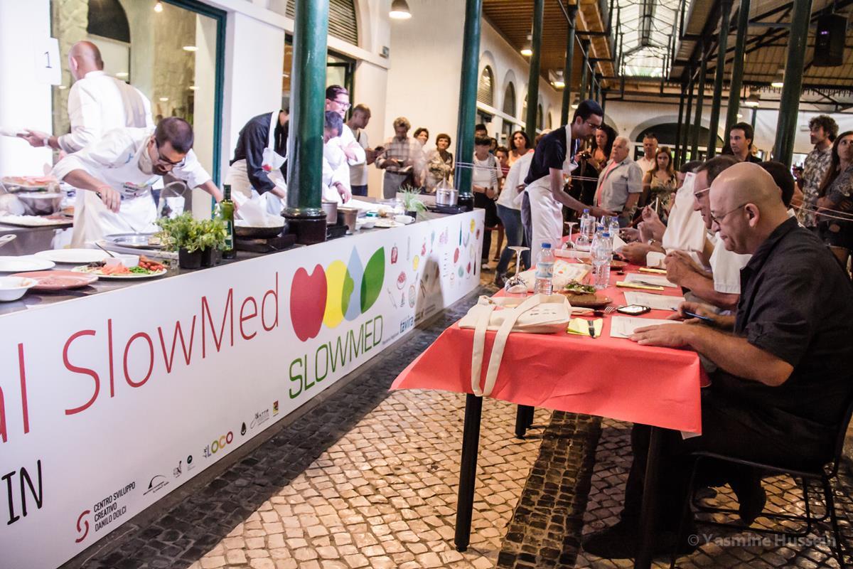 SlowMed, profumi e sapori mediterranei avvolgono Tavira