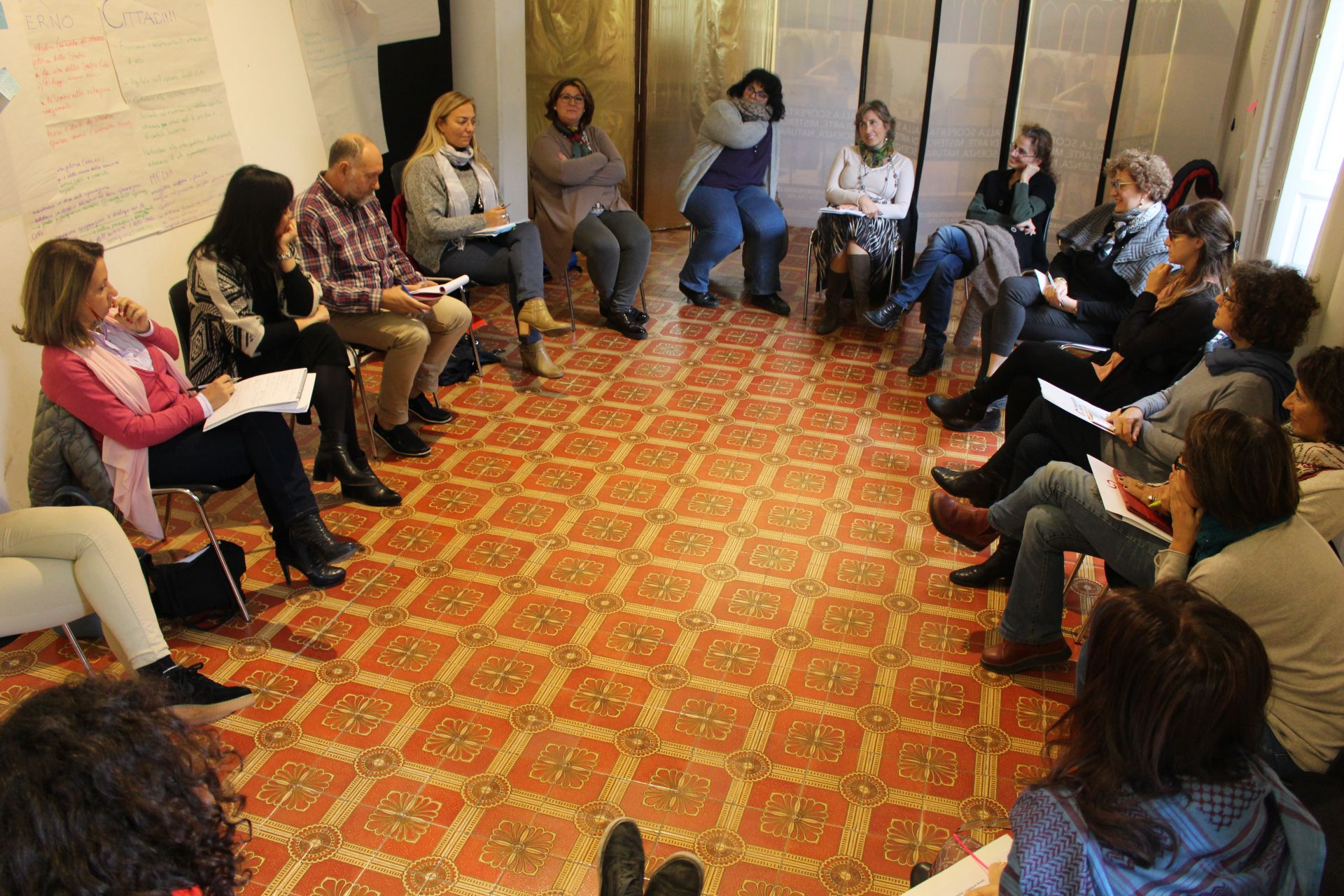 START THE CHANGE: Formazione per insegnanti contro la radicalizzazione