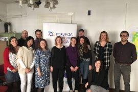 START THE CHANGE  al via ufficialmente a ZAGABRIA: il cambiamento è in atto!