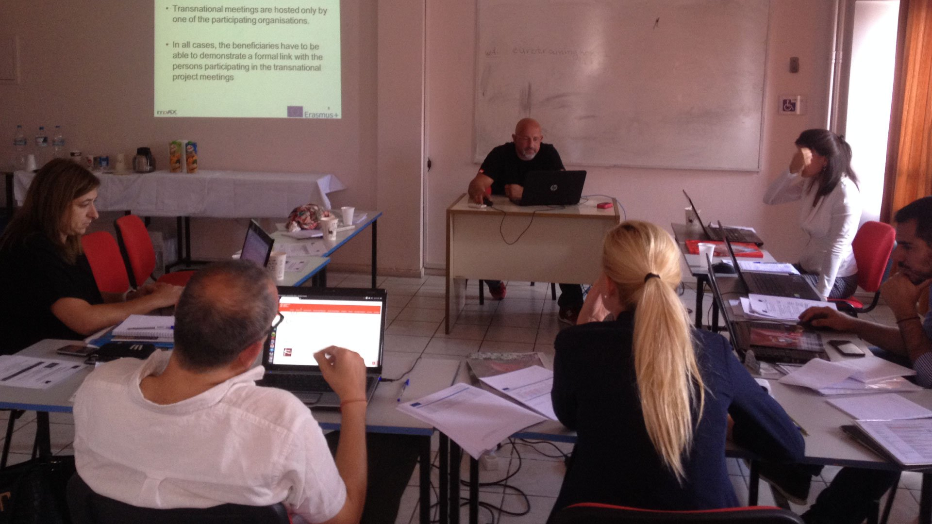 Ad Atene il kick-off meeting del progetto STEER