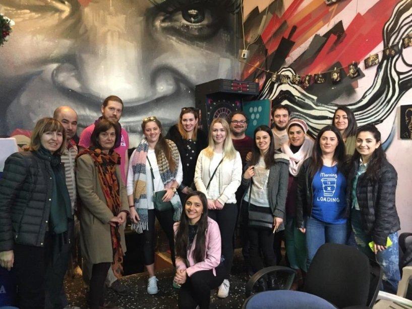 Step Forward: Attività di approfondimento sulla partecipazione attiva