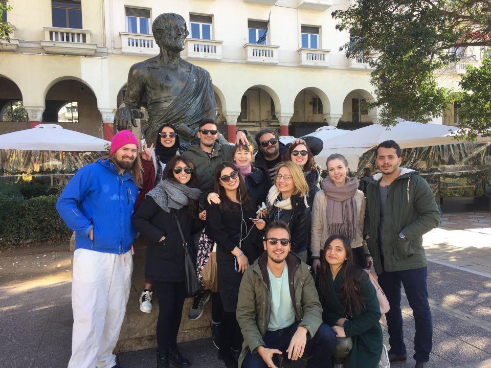 STEP FORWARD: Progettare e informare i giovani sulle opportunità offerte da Erasmus+