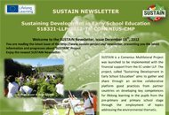 SUSTAIN – Newsletter
