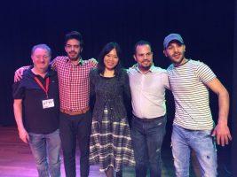 Icaf react Teatro comunità inclusione