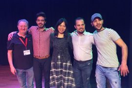 Il teatro di Comunità come mezzo d'inclusione sociale: l'incontro straordinario tra REACT e ICAF!
