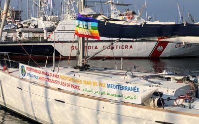 In barca a vela a Trappeto – Danilo Dolci e la lotta nonviolenta alla mafia oggi