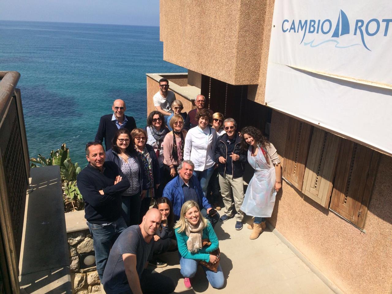 Dalla Spagna per CAMBIO ROTTA: lo chef Ana Rodriguez